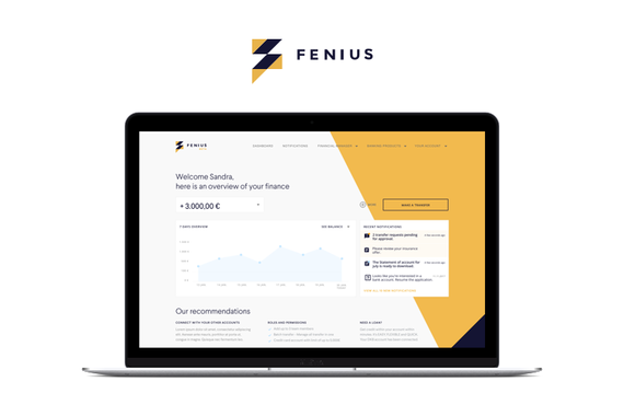 Finus Digital Bank