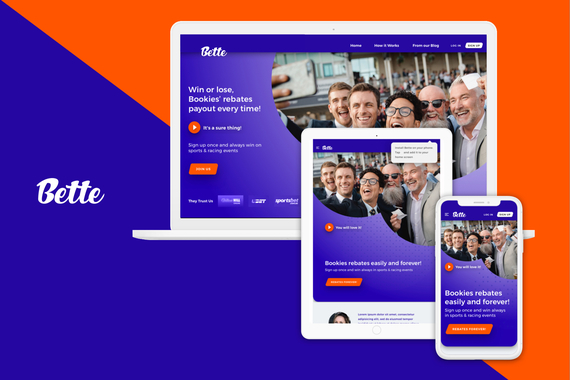 Bette Progressive Web App