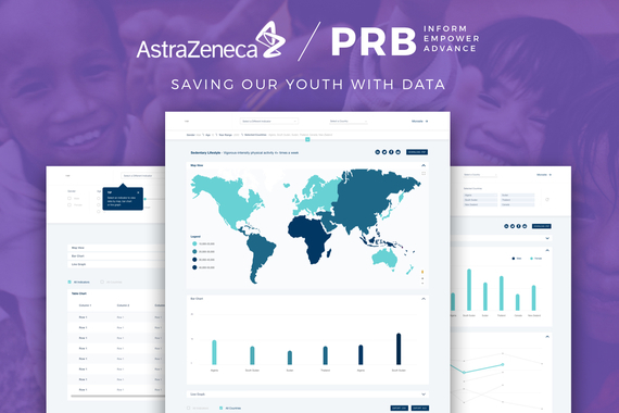 AstraZeneca and Population Reference Bureau
