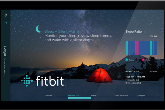 Fitbit - Innovative Digital Retail App