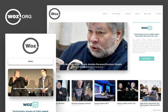 Steve Wozniak's Website
