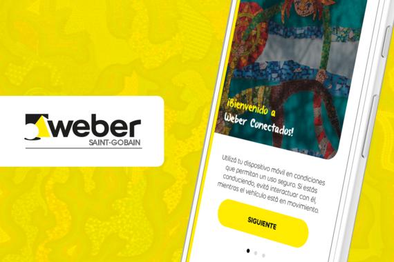 Weber Saint Gobain | HR Internal App