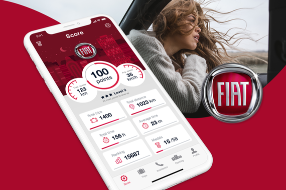 Fiat Car Companion App