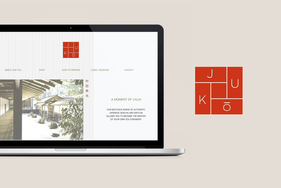 BRAND IDENTITY AND UI DESIGN: eCommerce Website for Japanese Tea Company