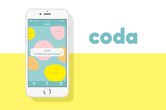 iOS APP DESIGN: UX/UI: Mental Health and Well-being iOS App