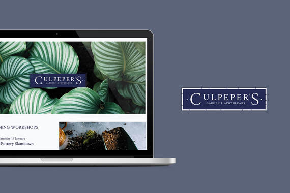 BRAND IDENTITY: Start-Up Business Identity and eCommerce Site for Garden Centre