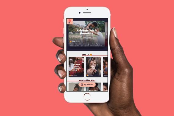 Slide Stories iOS App