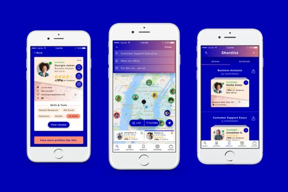 Collabera Inc. iOS App