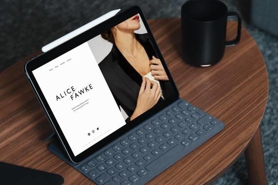 Alice Fawke —?Branding