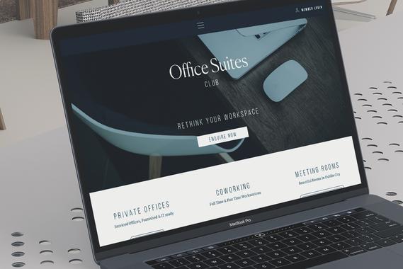 Office Suites Club —?Branding