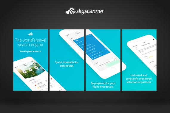 Skyscanner App Store Previews
