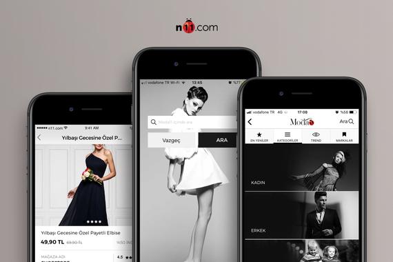 eCommerce App | Fashion Section