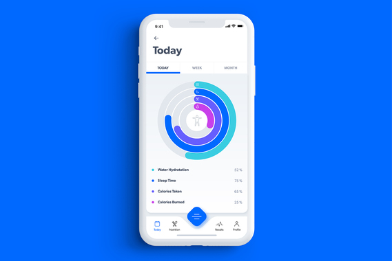 Health Scanner | Body Health Tracking App