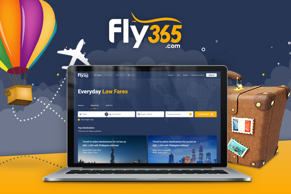 Fly365 | Flights Booking