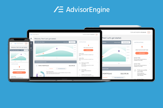 AdvisorEngine Client Portal