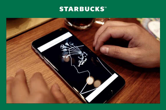 Starbucks Roastery Compass App