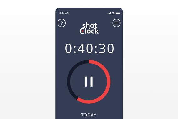 Mono-tasking App