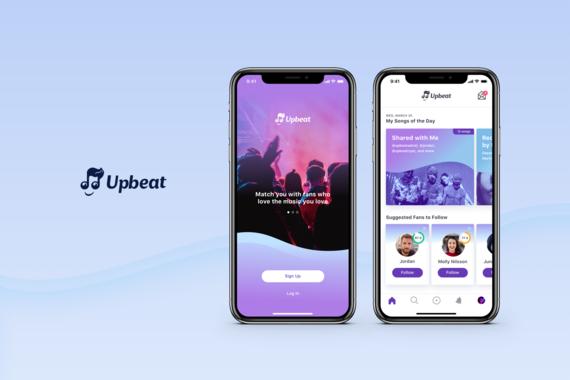 Upbeat | Music-centered Social Network