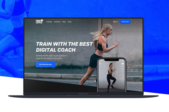 Freeletics Website