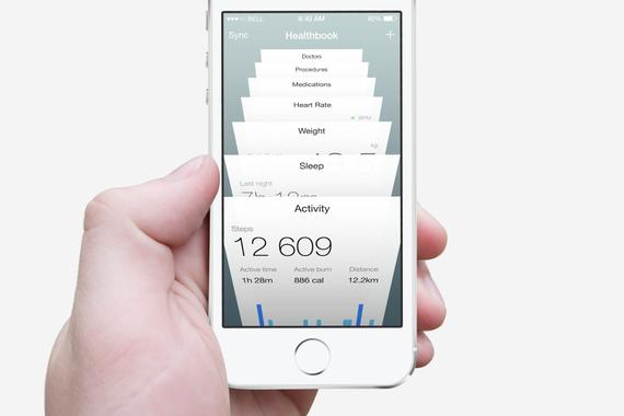 Healthbook App