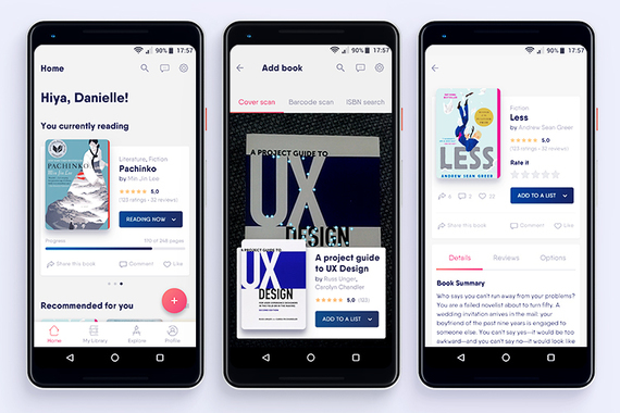 Bhuku   Book Inventory Mobile App