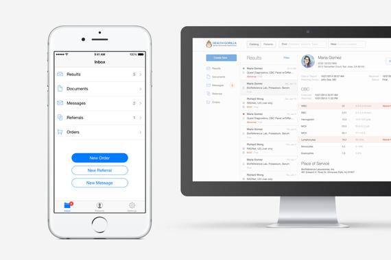 Health Gorilla: Healthcare Platform, Mobile + Web