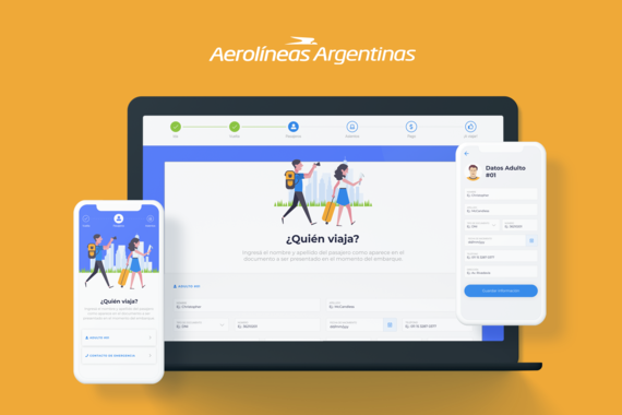 Aerolíneas Argentinas | UX/UI Checkout Redesign Proposal