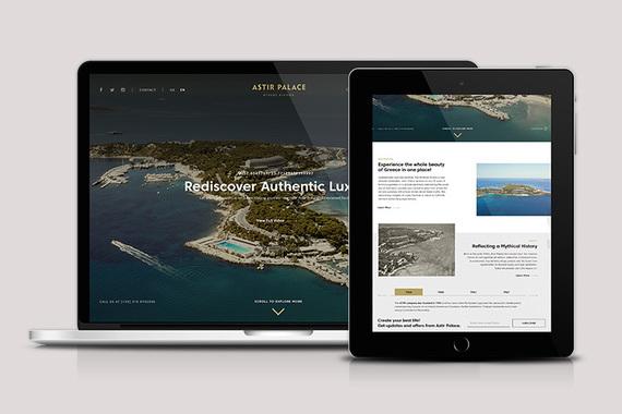 Travel Destination Responsive Website