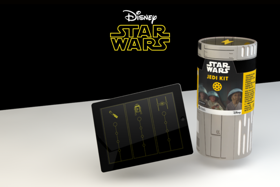 Star Wars Toy Concept and Experience for Disney