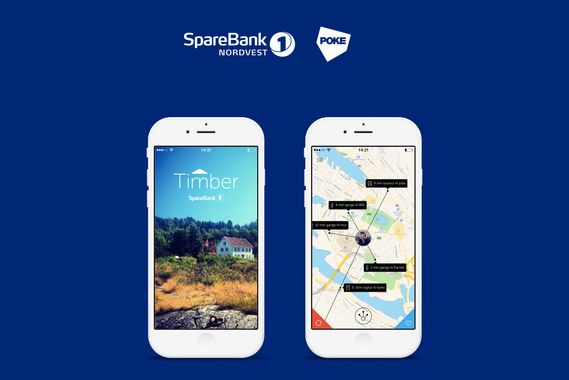 App Concepts for SpareBank1