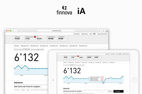A Visionary Online Banking Platform for Finnova