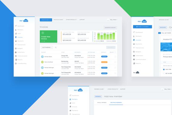 PayHOA | HOA Management System | Full Product Design
