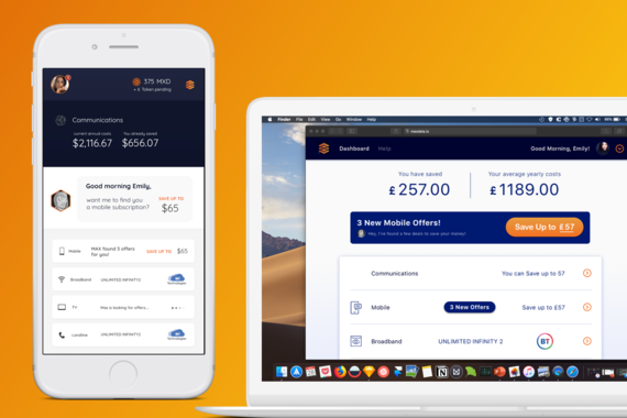 Maxdata Blockchain Platform