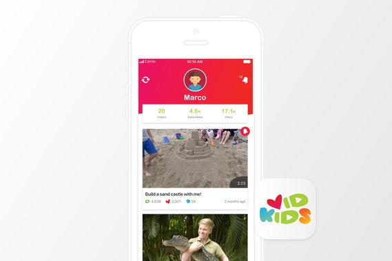 VidKids iOS App