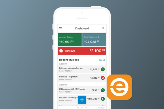 eCapital TruckerCash iOS App