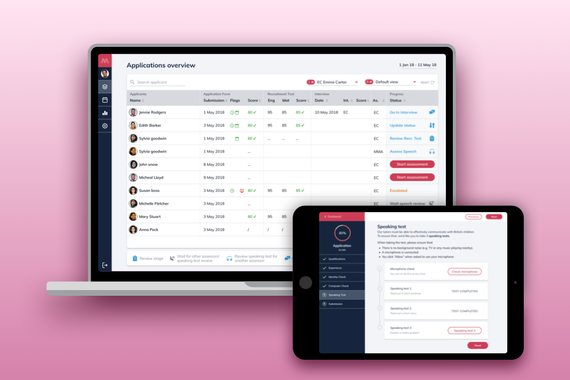 Recruitment Management Portal