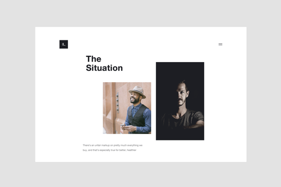 Sawyer Effect — Corporate Website for Software Consultancy