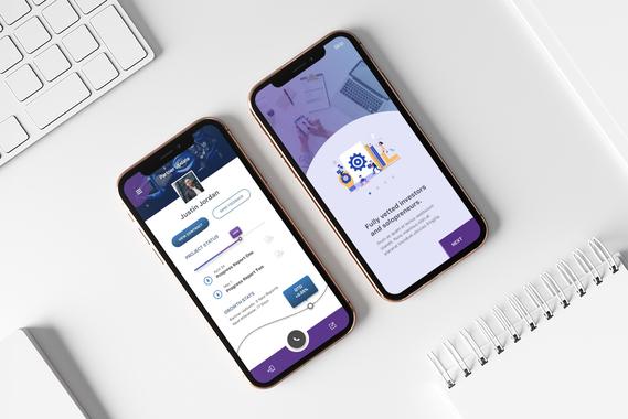 App Product Design, Lend Well – A Fintech Solution