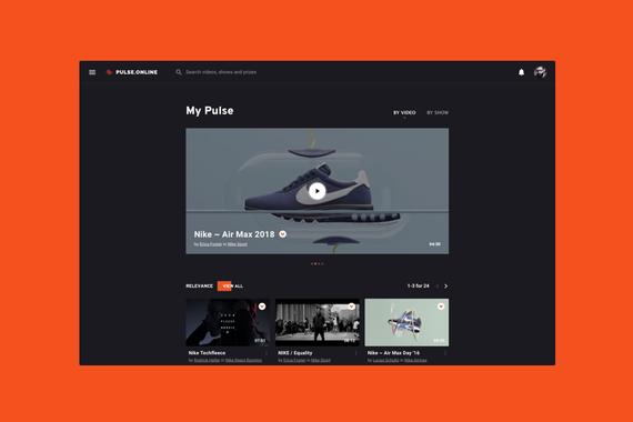 Pulse — Next-gen Video Distribution Platform