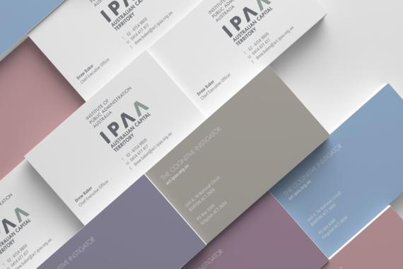 Institute of Public Administration Australia - Re-brand