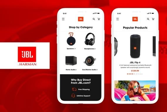 3 Brands. 40+ Countries. 1 Design Language (Commerce)