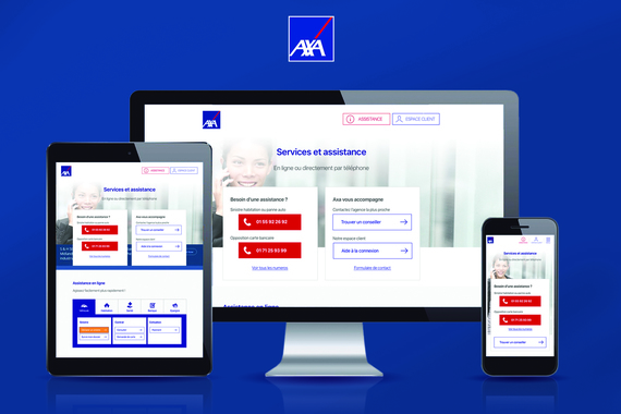 AXA's Emergency Service Redesign