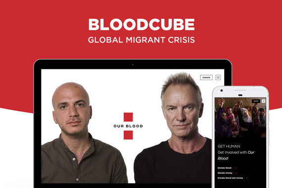 Bloodcube | Global Migrant Crisis