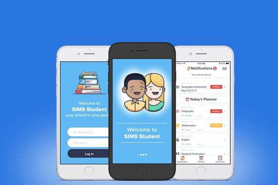 Capita Student App - Engaging Schools, Students, and Parents