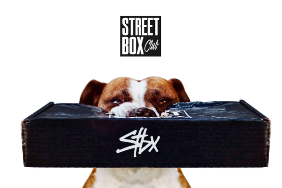 Streetbox Club - A Clothing Subscription Service Platform
