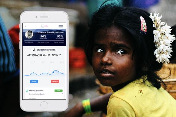 Ekal Indian App - A Simple Registration Tool for Remote Teachers