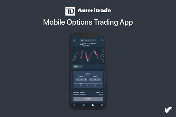 TDAmeritrade: Options Trading App
