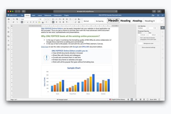 Onlyoffice—Online Document Editors