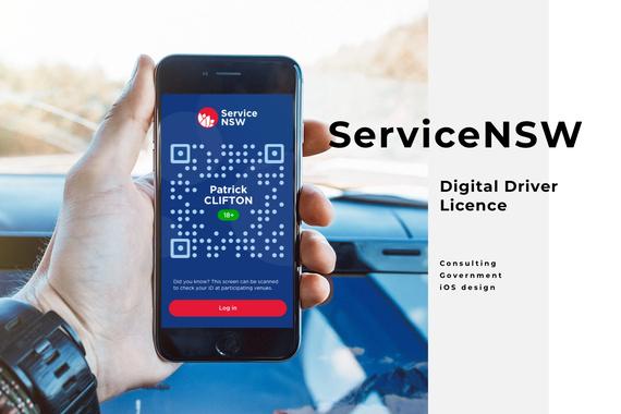 Digital Driver License | Service NSW Australia