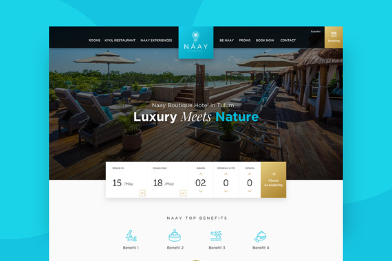 Naay Tulum Boutique Hotel